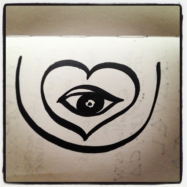 #new #sigil #magic #logo of #love #sharpie #life #tag