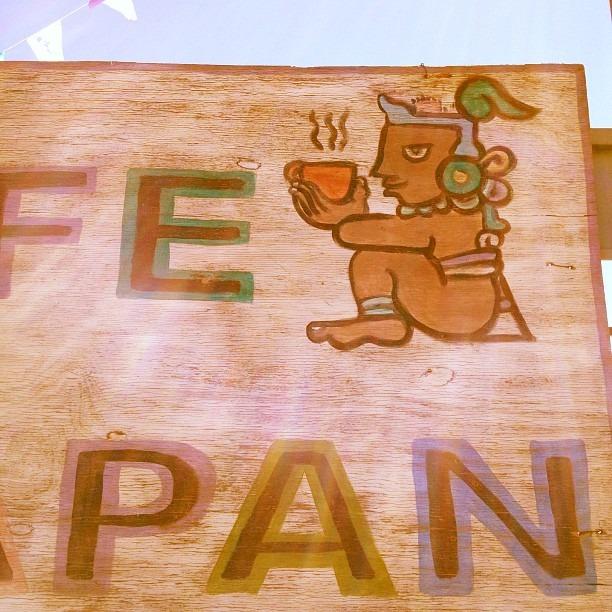 #native #love #glyph #cafe y #pan delos #dioses #maya @cafemayapan