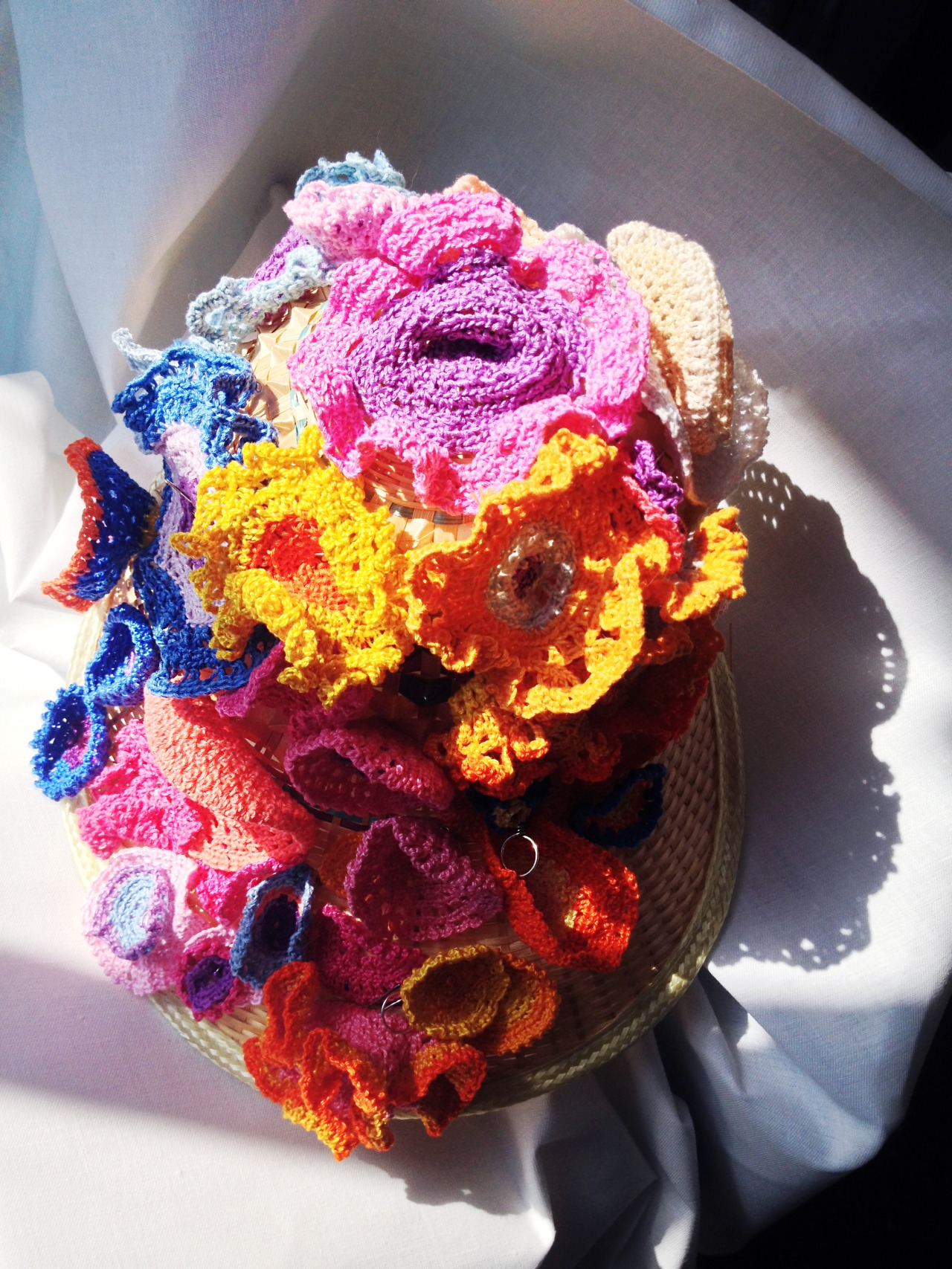 Crochet Pendulum © 2012.
