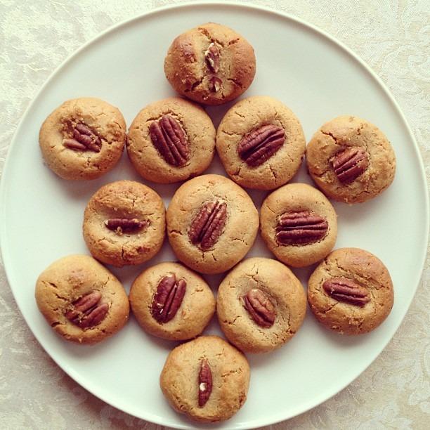 #foodporn #vegan #organic #peanutbutter #cookies #yoni #love #nani #food