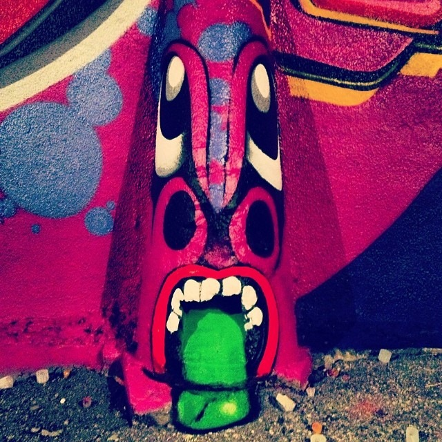 @maxxmoses777 #sneakpeek #artbasel #miami #pose2 #graffiti #urban #totempole #design