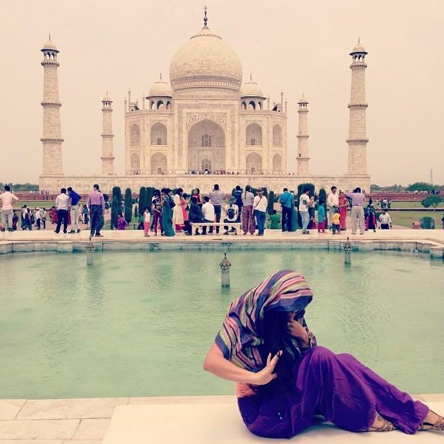 #Epic #lovestory #TajMahal #mausoleum #persian #princess #MuntazMahal #jewelofthepalace & #Mughal #raja #ShahJahan #Agra #India #outtakes
