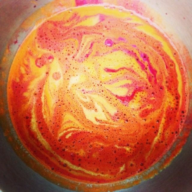 #juicer #art #sunrise #boutthattime #veggie #art #orange #yellow #burning #sun