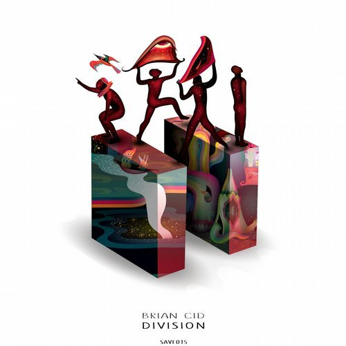 Brian Cid - Division EP                                   artwork by   Šumski