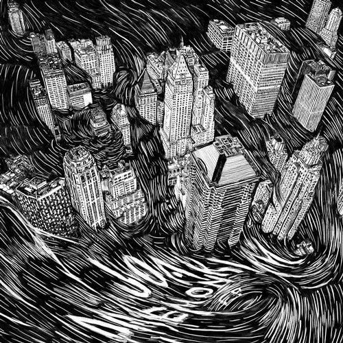 Joakim - Daemon EP                                     artwork by  Kero