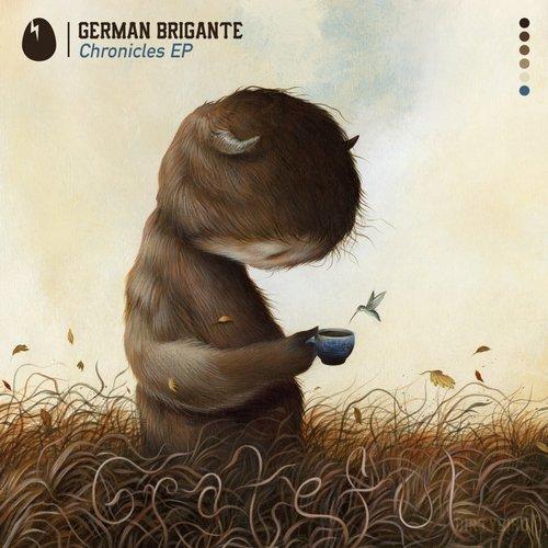 German Brigante - Chronicles EP                      artwork by  Dan May