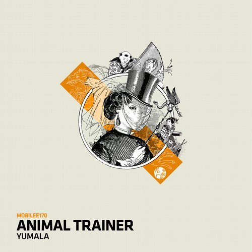 Animal Trainer -   Yumala   EP                                          artwork by  Josaiah Chong