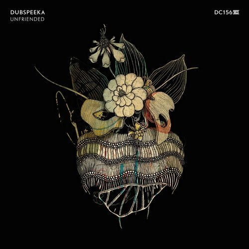 Dubspeeka - Unfriended EP                                           artwork by  Staffan Larsson