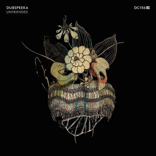 Dubspeeka - Unfriended EP                       artwork by  Staffan Larsson