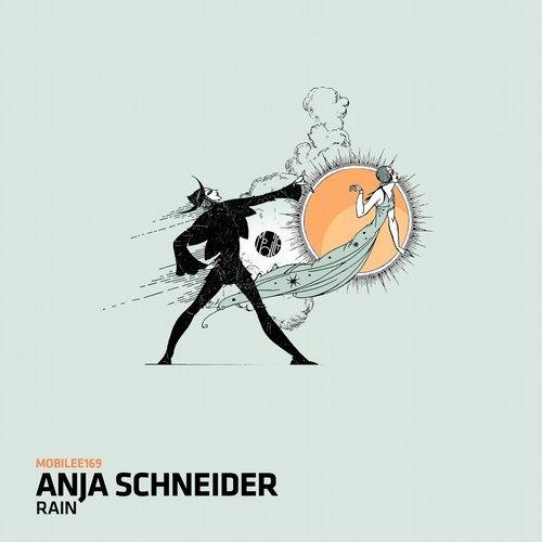 Anja Schneider - Rain EP                       artwork by  Josaiah Chong