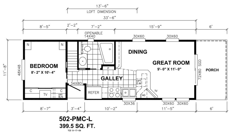 502-PMC-Loft CALL FOR PRICING  All Prices F.O.B. Seattle Dock