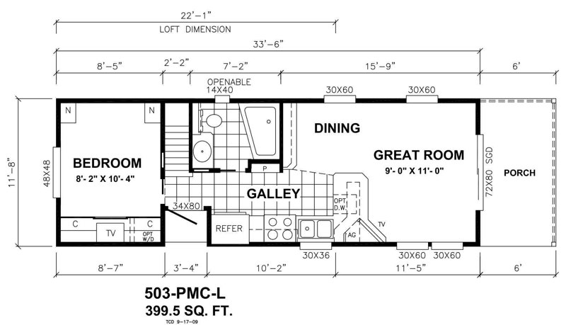 503-PMC-Loft CALL FOR PRICING  All Prices F.O.B. Seattle Dock
