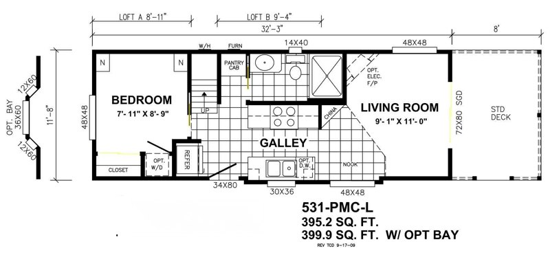 531-PMC-Loft CALL FOR PRICING  All Prices F.O.B. Seattle Dock