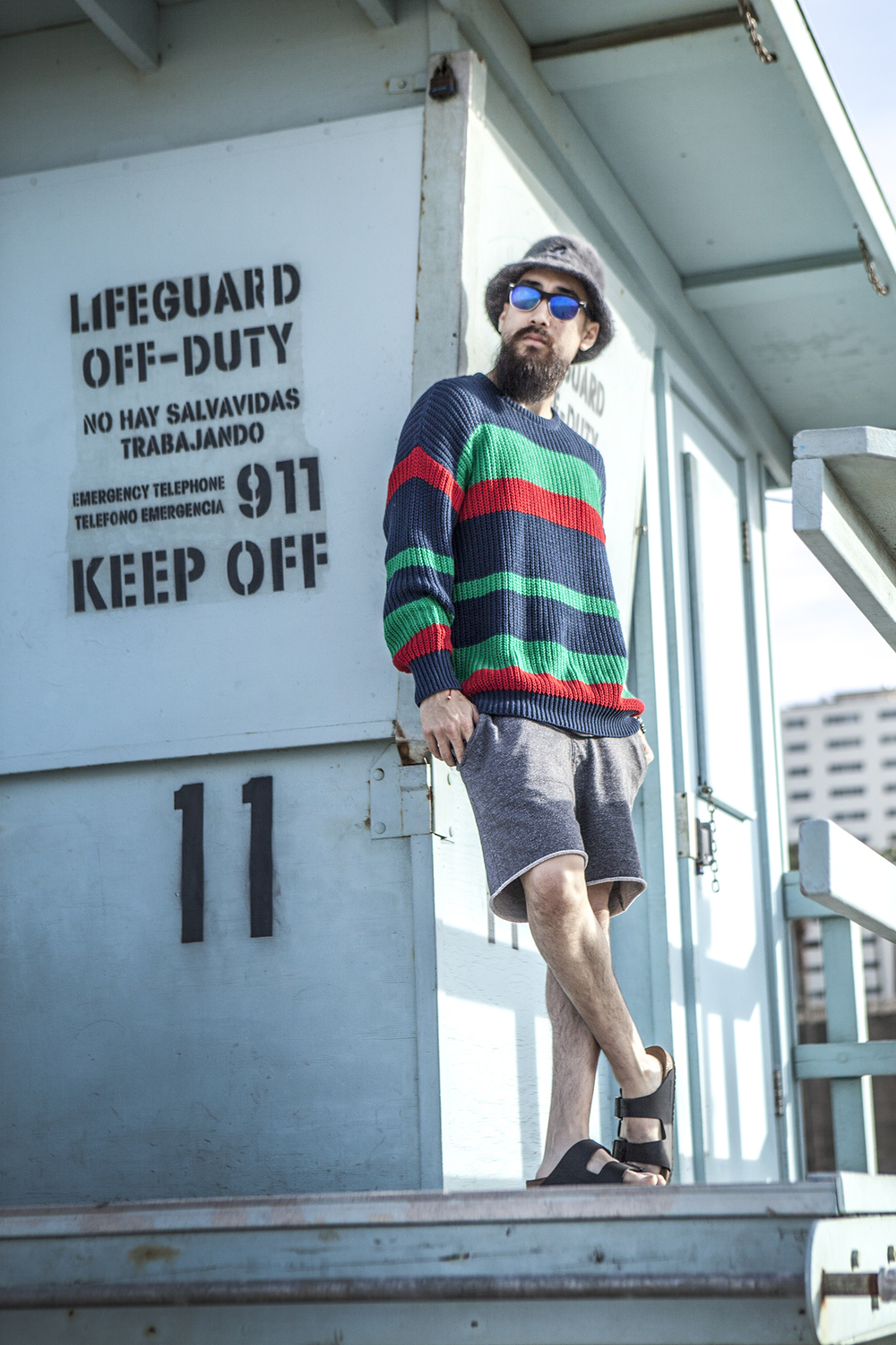 justfeng ryan feng quest crew big bad santa monica beach american apparel kangle