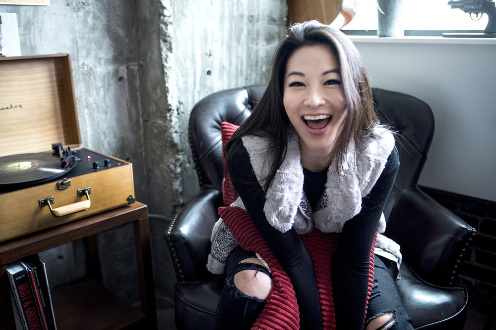 arden cho with you