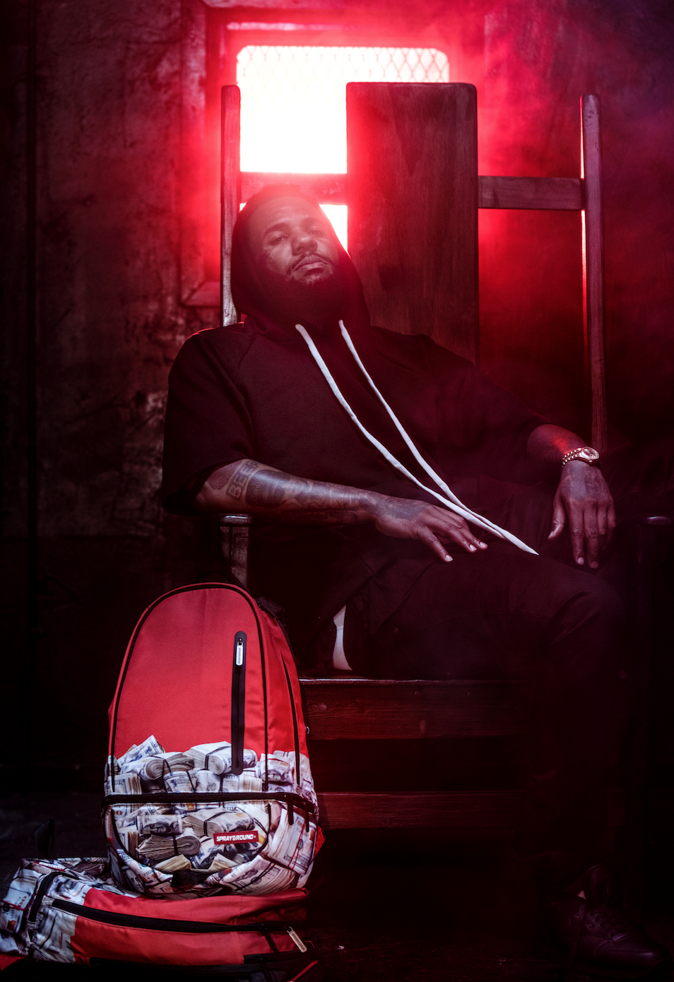 THE GAME | SPRAYGROUND