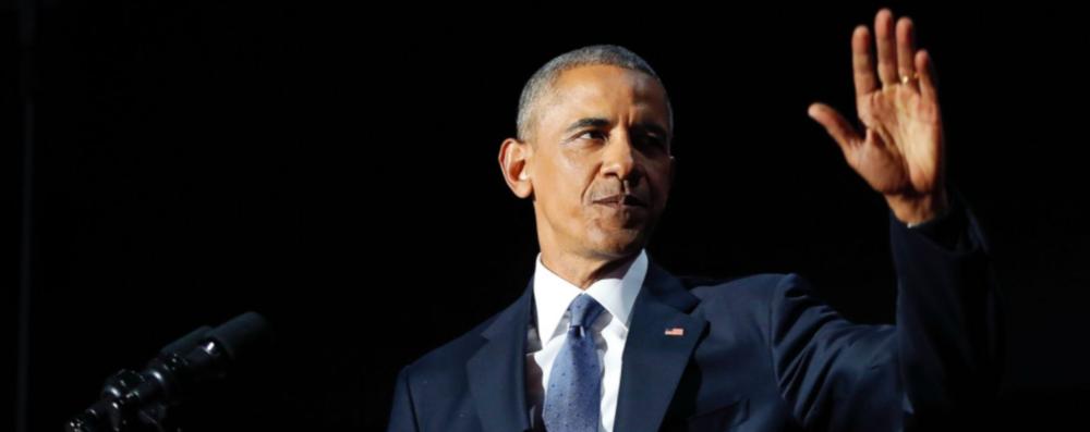 good bye president obama
