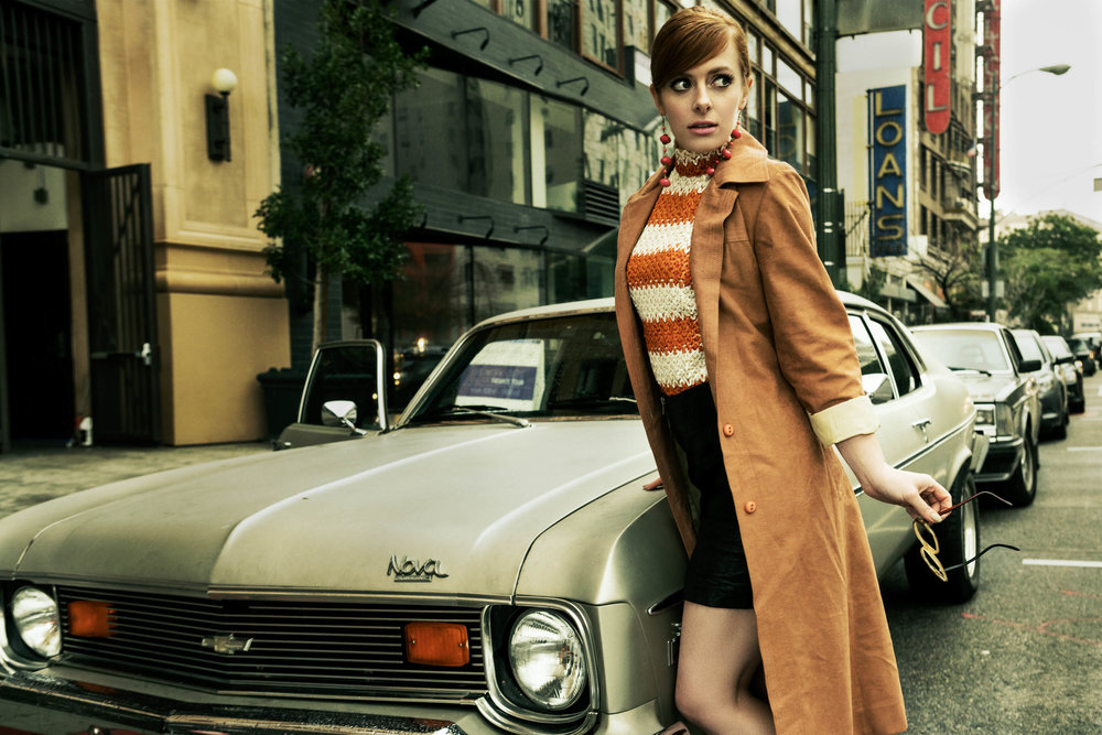 justfeng ryan feng photography fashion editorial elle vogue vanity fair vintage mod