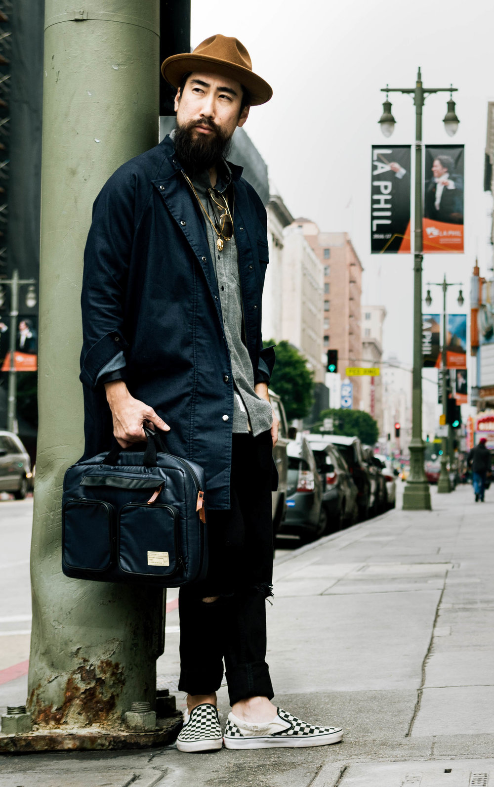 justfeng ryanfeng quest crew menstyle ootdmen fashion mens asian hipster beard