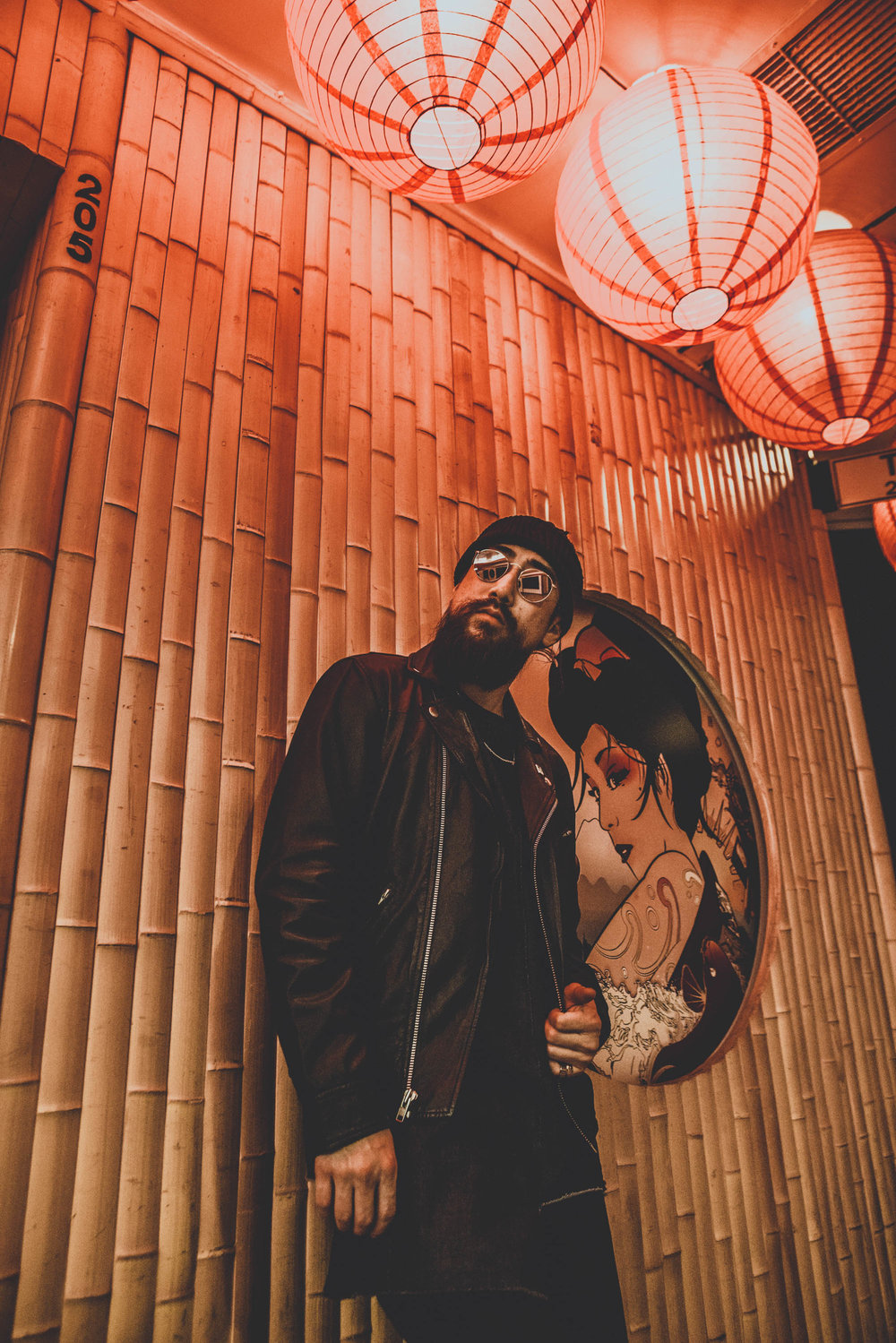 JUSTFENG RYAN FENG STREESTYLE OOTDMEN ASIAN BEARD FASHION PHOTOGRAPHY