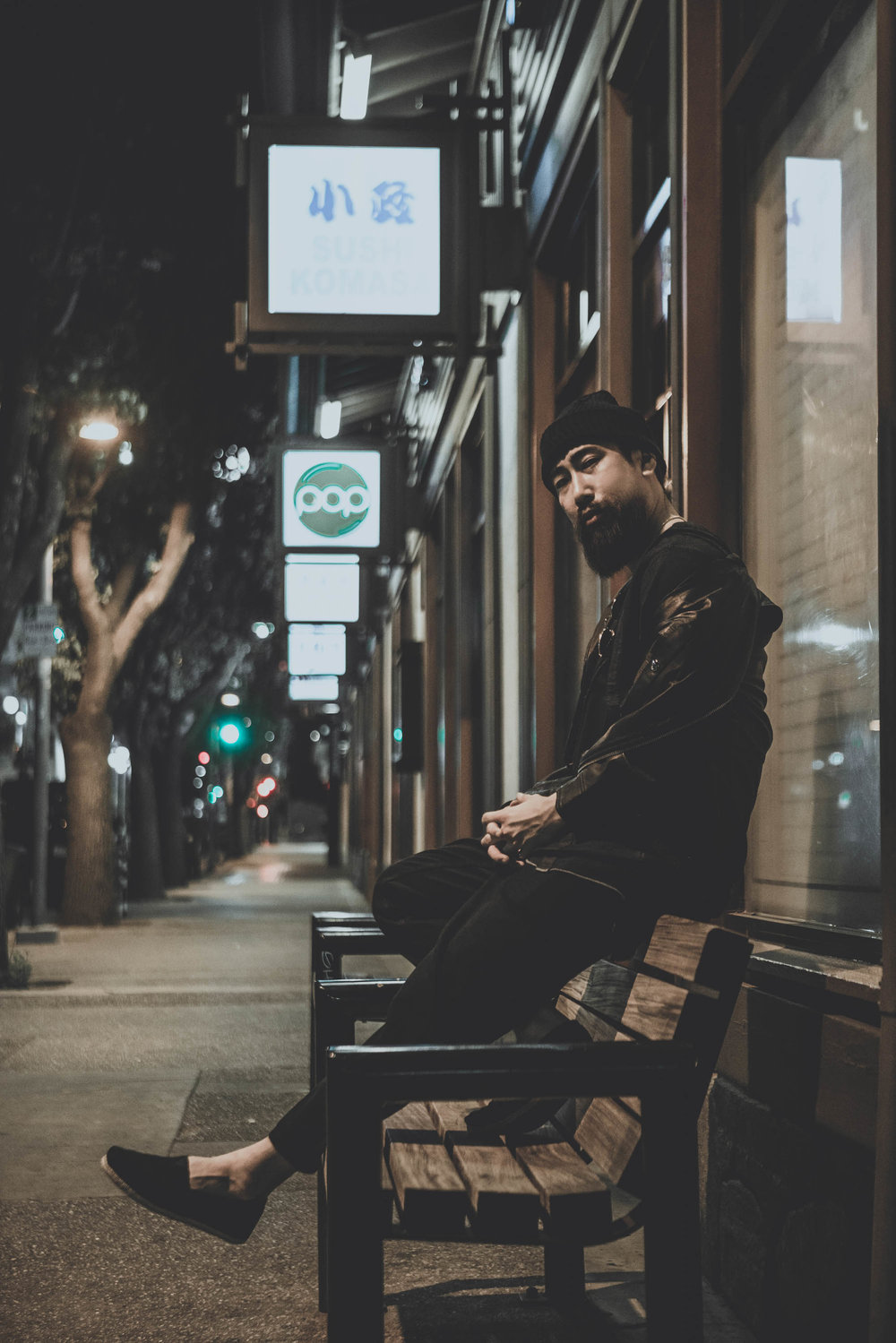 justfeng ryan feng asian beard streetstyle style menstyle ootdmen