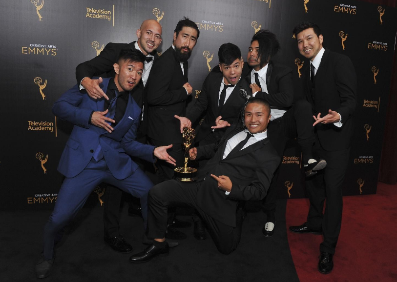 ryan feng justfeng emmy winning choreographer quest crew