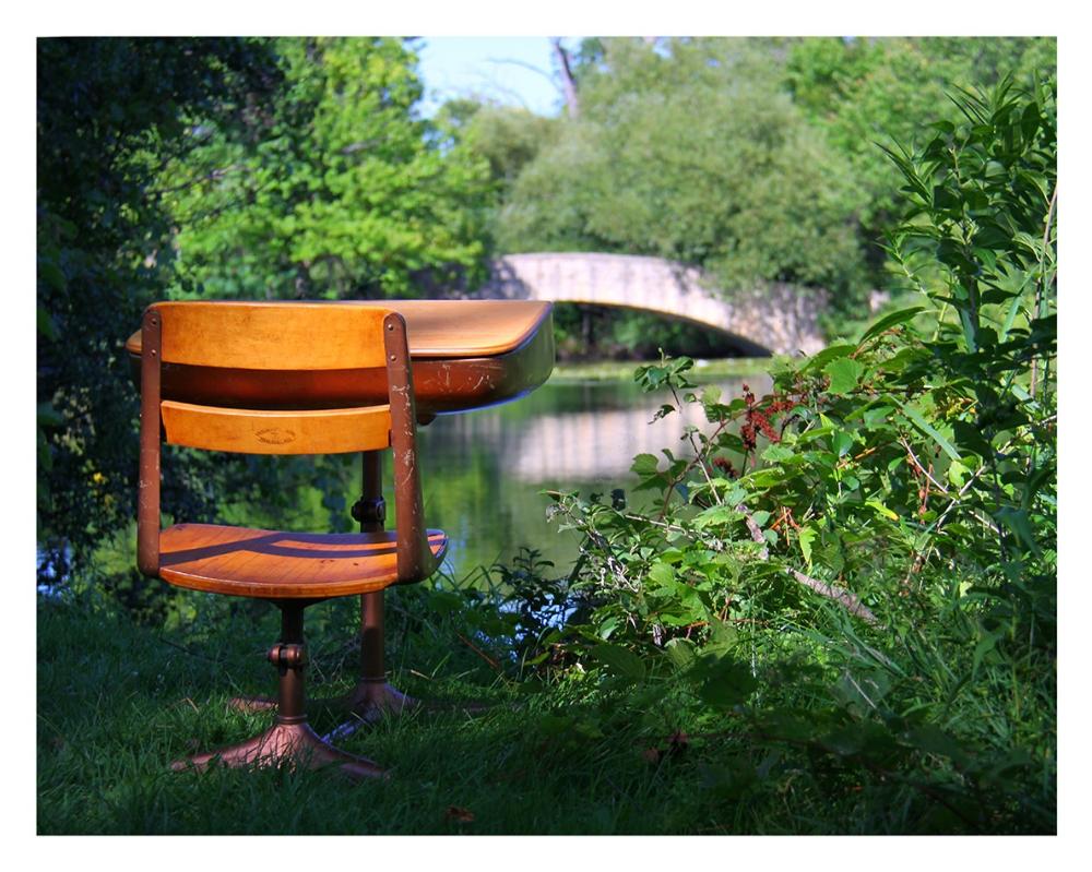 The Secret Garden  © Bill Blansett; Still Learning