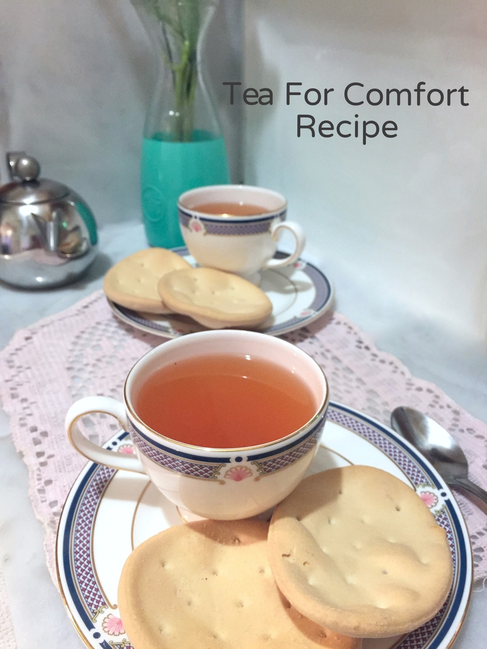 Tea for comfort recipe