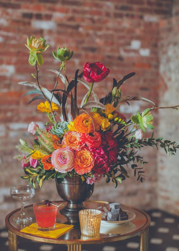 Source - Symmetry isn't a necessity for your flower arrangements