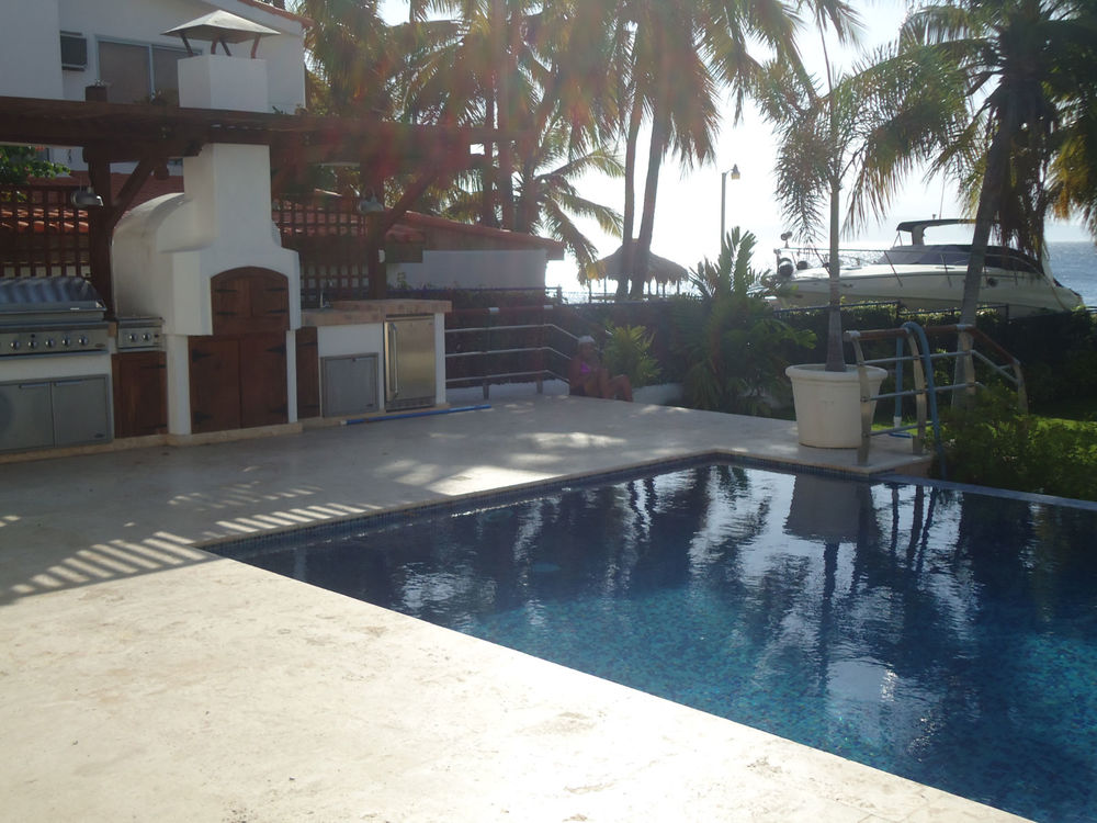 Pool at Palmar de Ocoa