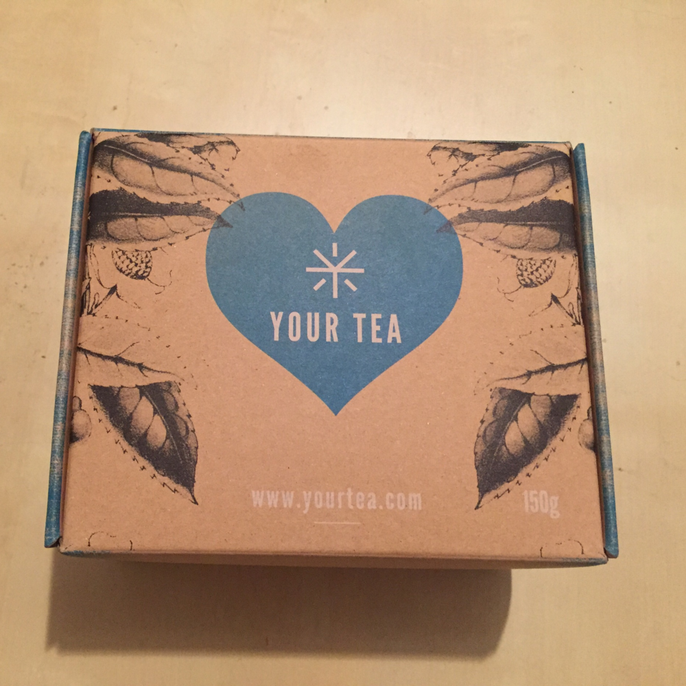 Skin Magic Tea By: YOUR TEA