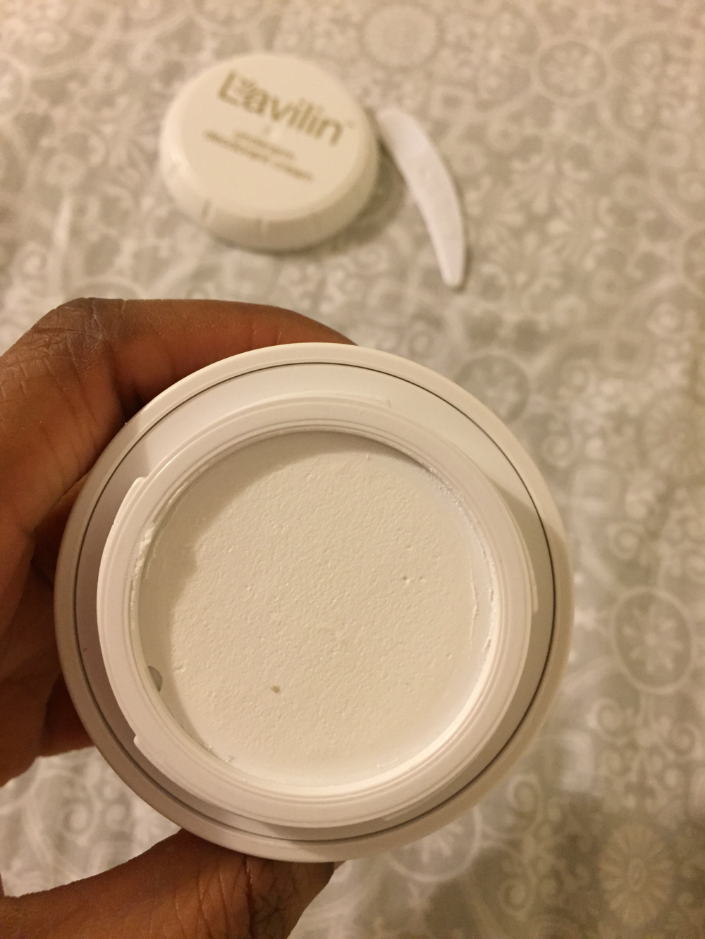 Lavilin natural deodorant cream