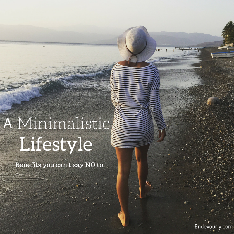 Reap the benefits of learning to live a minimalistic lifestyle.