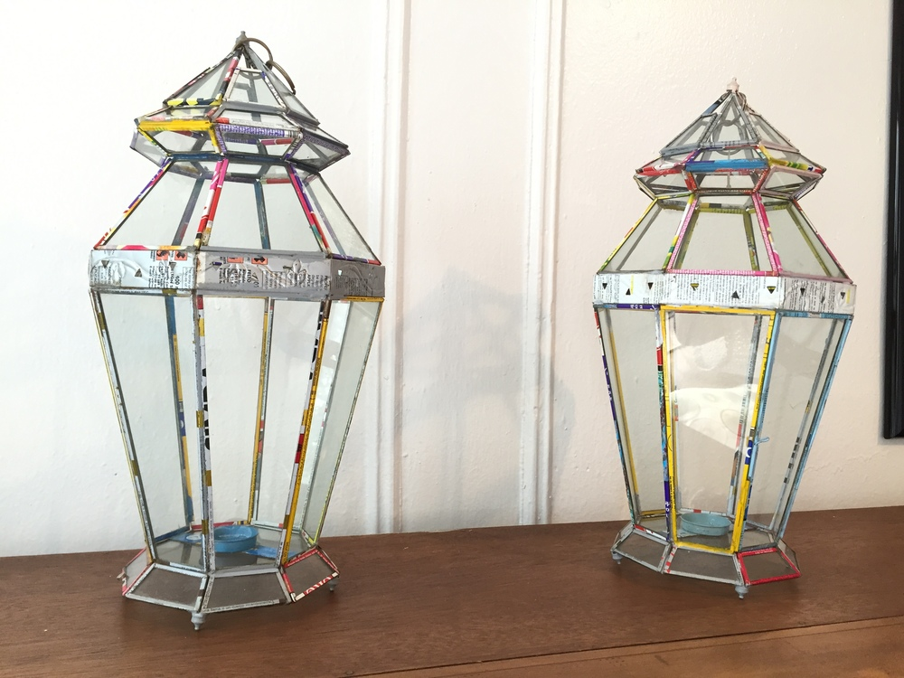 Craigslist Finds #1 (Indian Lanterns)