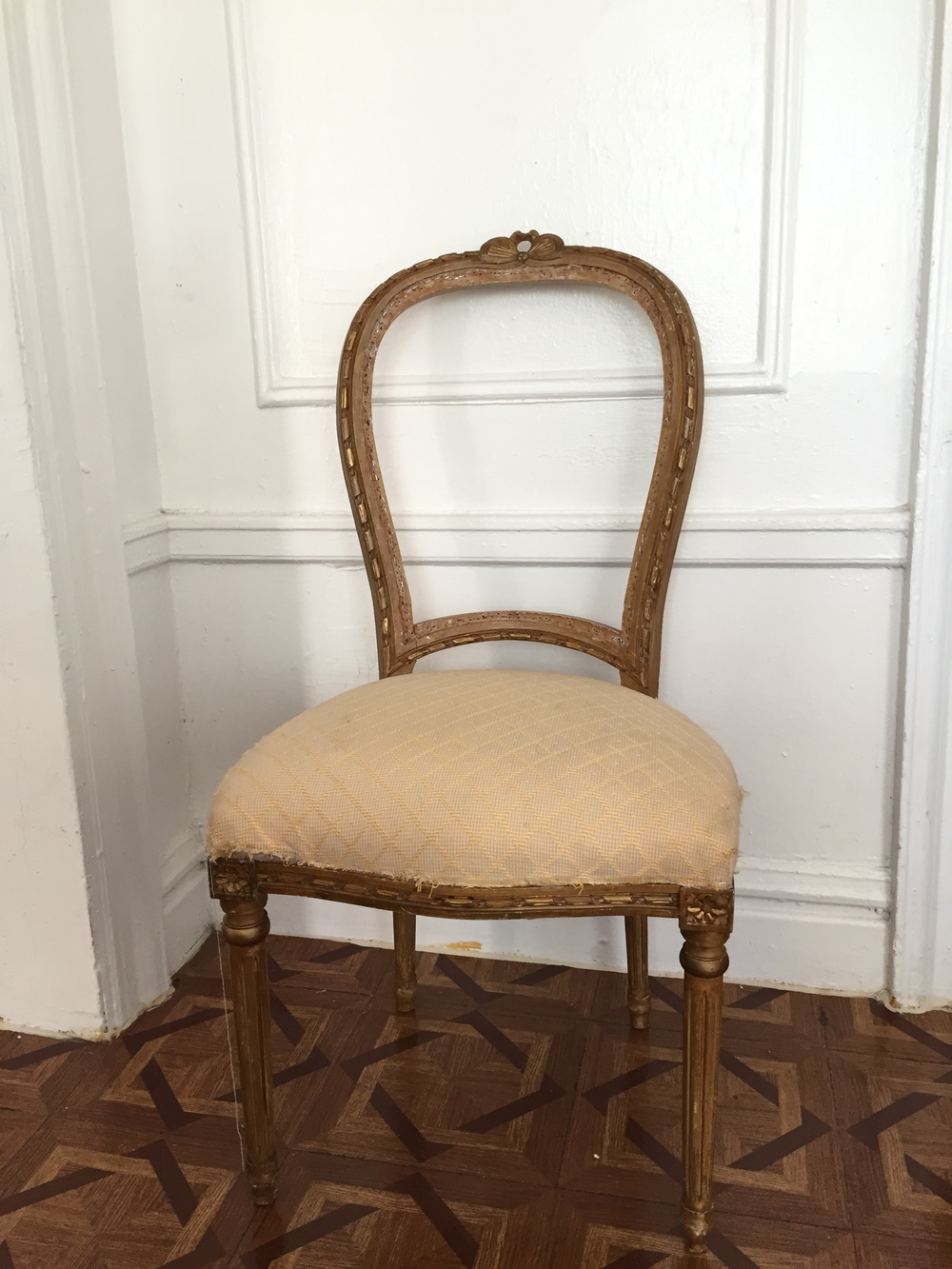 craigslist Finds #1 (Vintage French Chairs)