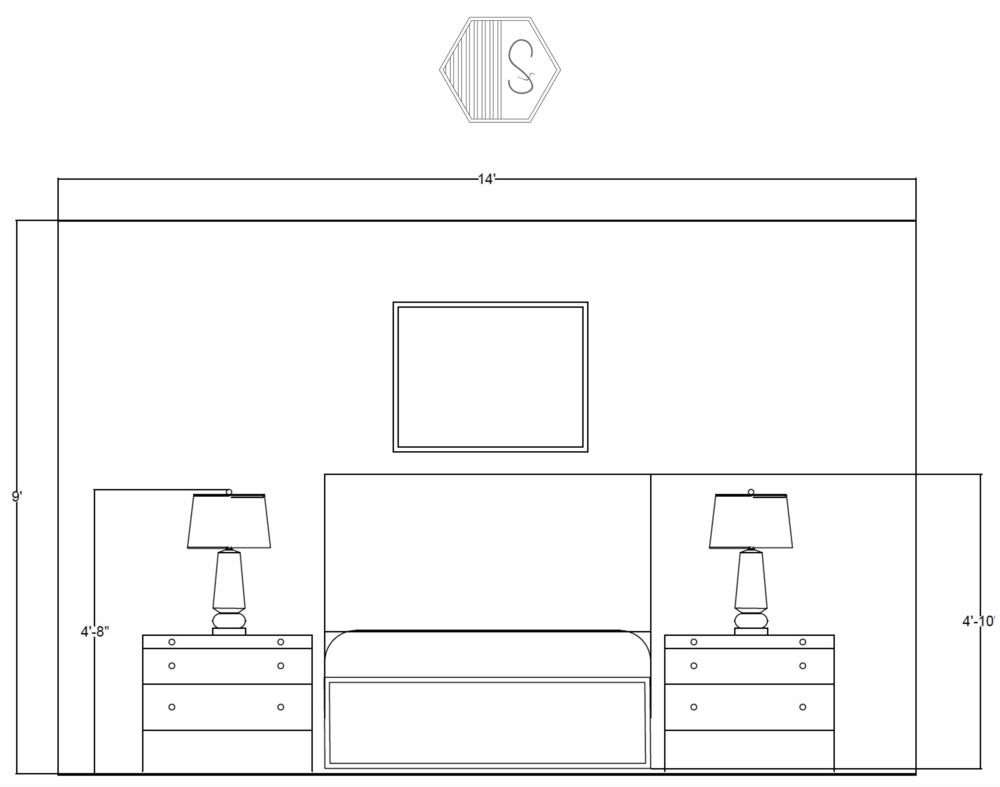 Design Study Anatomy Of A Bedroom Synonymous Makes Perfect Certainly Ap Plies To Reading Schematic Diagrams Exceptions Apply So Just Use These Tips As Reference You May See Below At The Elevation How This Applies Our Board