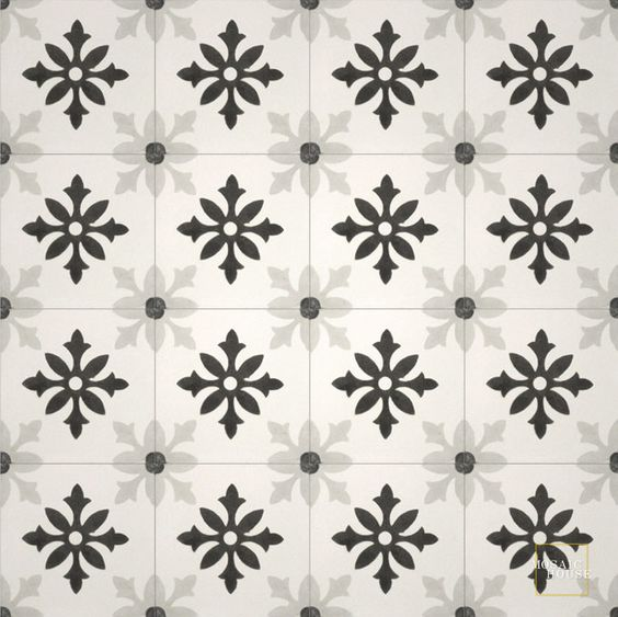 Design Diary: Our Favorite Patterned Tiles - SYNONYMOUS