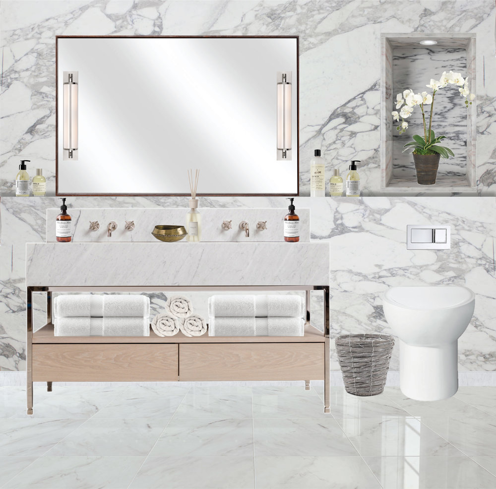 "Luxurious Master Bathroom                            Normal     0                     false     false     false         EN-US     X-NONE     X-NONE                                                                                                                                                                                                                                                                                                                                                                                                                                                                                                                                                                                                                                                                                                                                                                                                                                                                                                                                                                                                                                                                                                                                                                                                                                                                                                                                                                                                                                                                                                                                                                                                                                                                                                     /* Style Definitions */  table.MsoNormalTable 	{mso-style-name:""Table Normal""; 	mso-tstyle-rowband-size:0; 	mso-tstyle-colband-size:0; 	mso-style-noshow:yes; 	mso-style-priority:99; 	mso-style-parent:""""; 	mso-padding-alt:0in 5.4pt 0in 5.4pt; 	mso-para-margin:0in; 	mso-para-margin-bottom:.0001pt; 	mso-pagination:widow-orphan; 	font-size:12.0pt; 	font-family:""Calibri"",sans-serif; 	mso-ascii-font-family:Calibri; 	mso-ascii-theme-font:minor-latin; 	mso-hansi-font-family:Calibri; 	mso-hansi-theme-font:minor-latin; 	mso-bidi-font-family:""Times New Roman""; 	mso-bidi-theme-font:minor-bidi;}     A compact master bathroom was turned into a luxurious, bright and highly functional space that still feels incredibly spacious and beautiful."