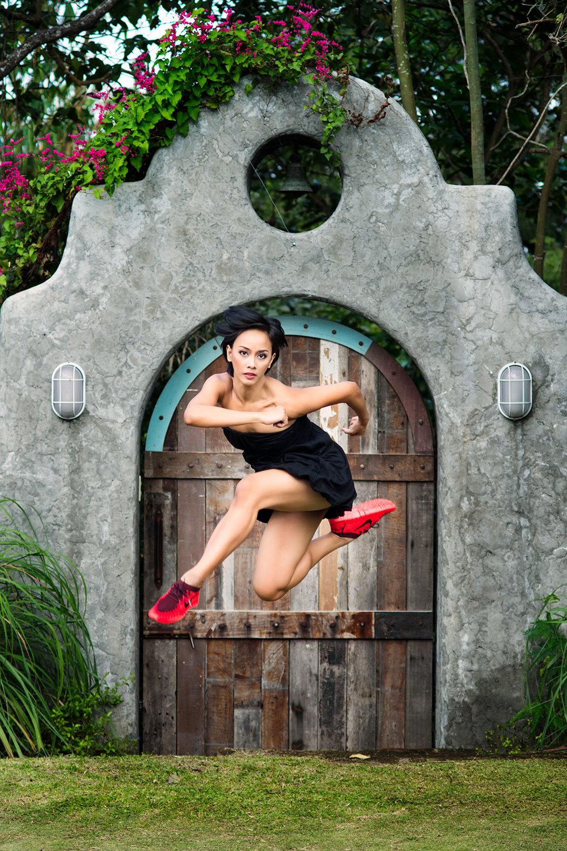 Ea Torrado, Dancers at Pinto Museum