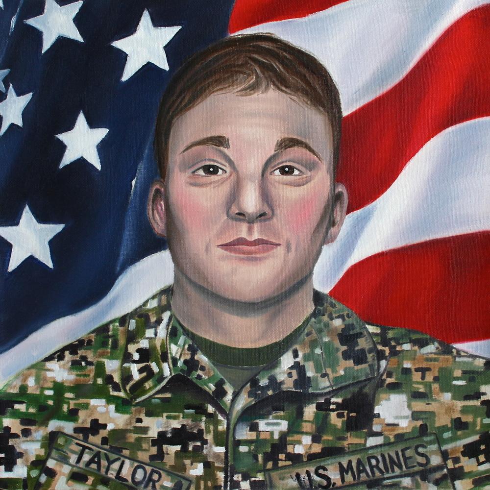 American Portrait (Japheth)