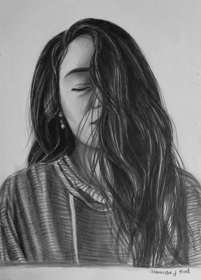 I Don't Know How Long I Slept: Self Portrait #9, December 23, 2014