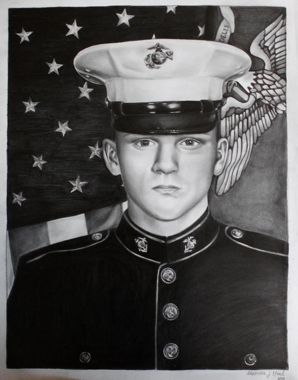 Marine Portrait