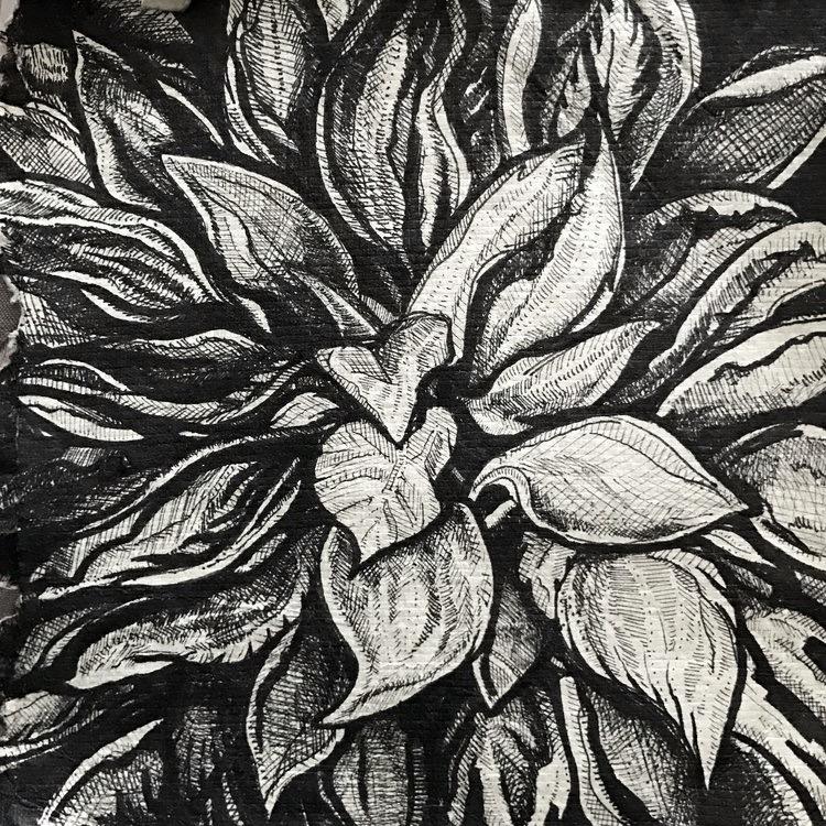 Botanical IX
