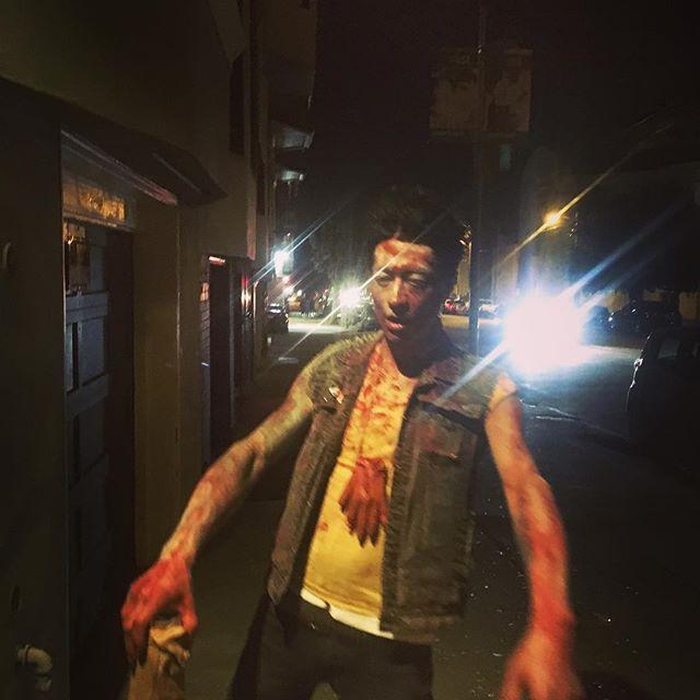 Spooky... #punksnotdead