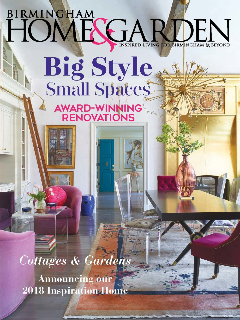 Birmingham Home & Garden May/June 2018