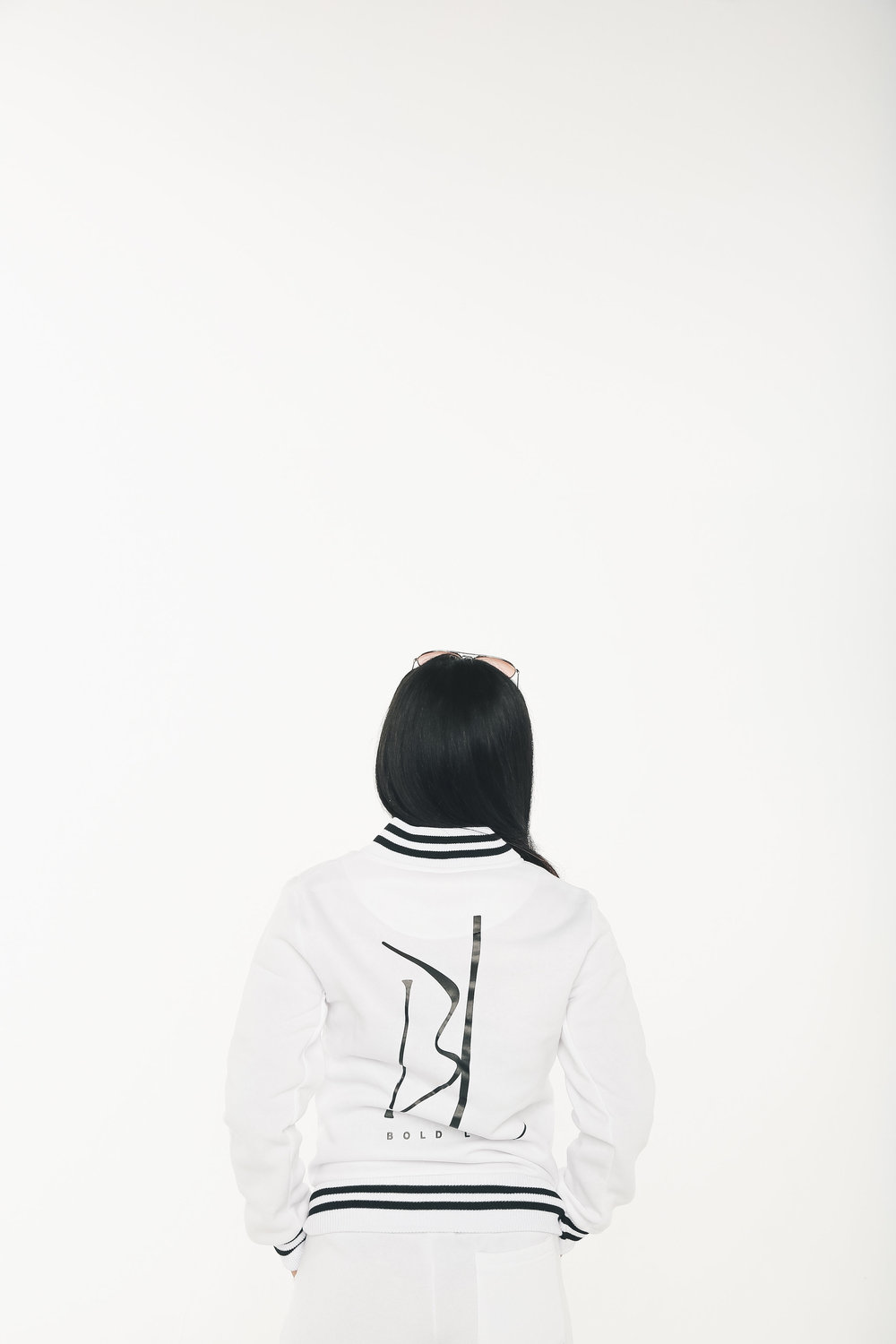 BL White Track Outfit Back .JPG