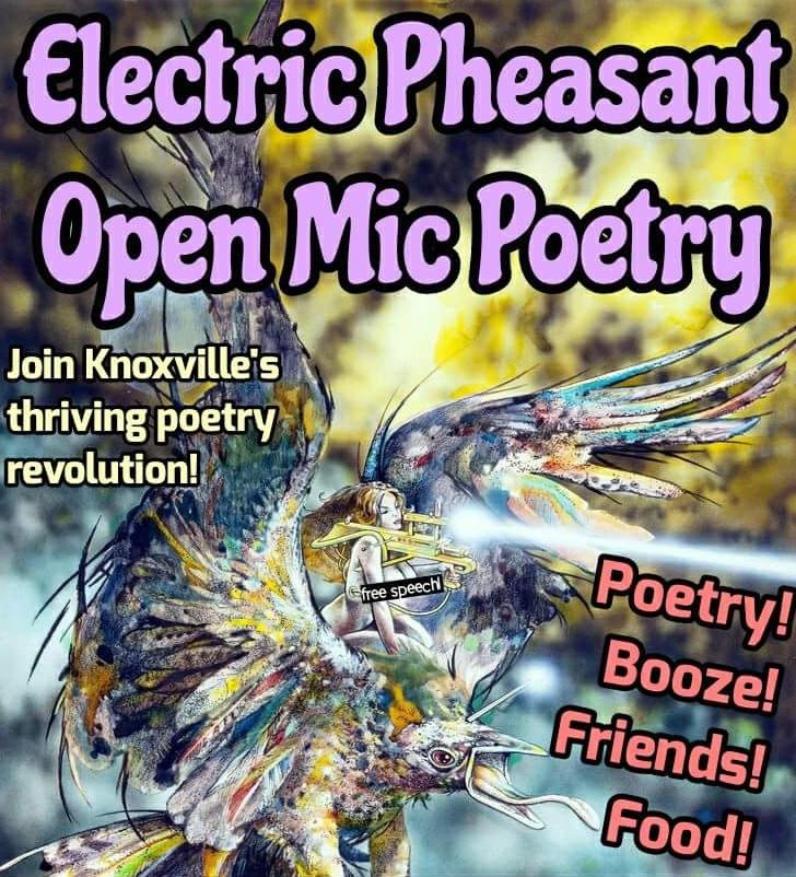 ELECTRIC PHEASANT OPEN MIC