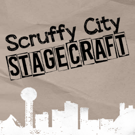 SCRUFFY CITY STAGECRAFT