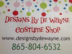 DESIGNS BY DEWAYNE COSTUMES