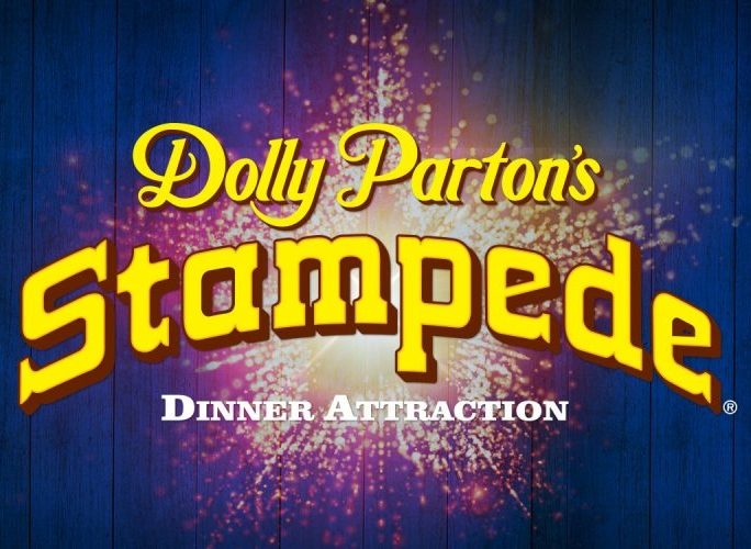 DOLLY PAROTON'S STAMPEDE